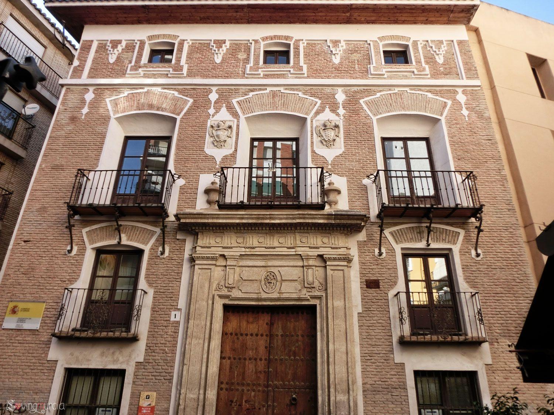 Palacio De Las Balsas Murcia Palacios Fotos