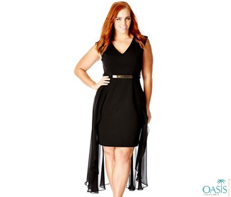 If You Are Searching For Black Body Con High Low Dress From Oasis