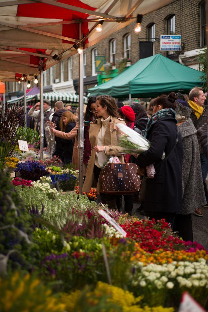 Flower Market Sundays Flower Market Columbia Road Flower Market Flowers London