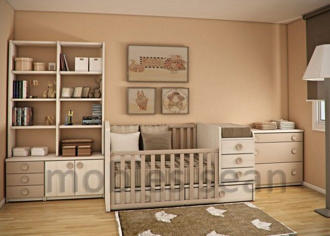 Space Saving Designs For Small Kids Rooms Neutrale Babyzimmer Babyzimmer Dekor Babyzimmer Ideen