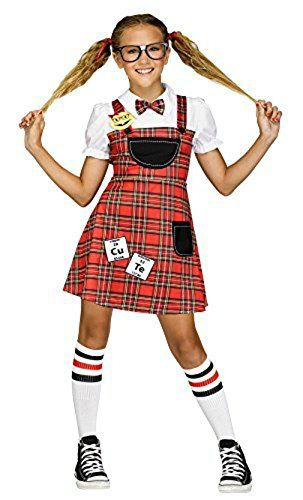 head of the class nerd costume 14 16 in fashion kids halloween