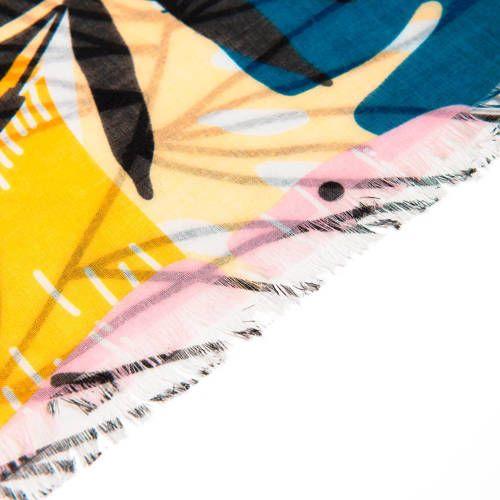 7d139482c2f Parfois sjaal met print roze in 2019 | Products | Pinterest ...