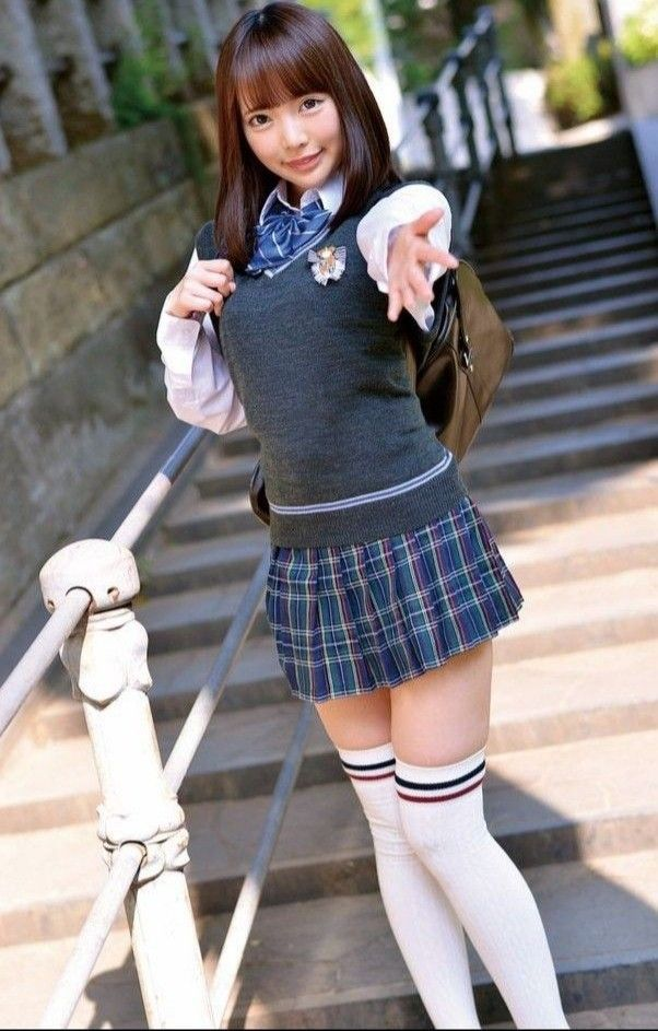 Beautiful Petite Japanese Teen