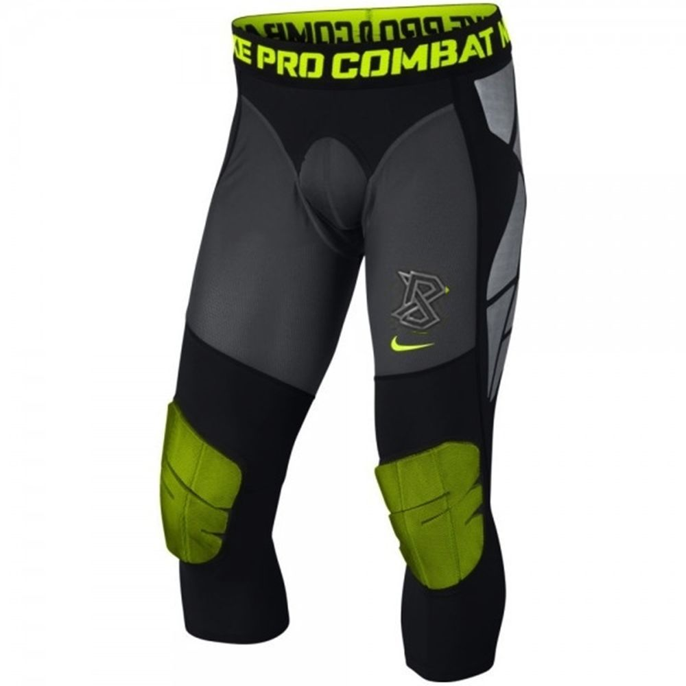 Nike Vapor Pro Combat compression sliding pants Youth Boys 647491 Small Was  $90