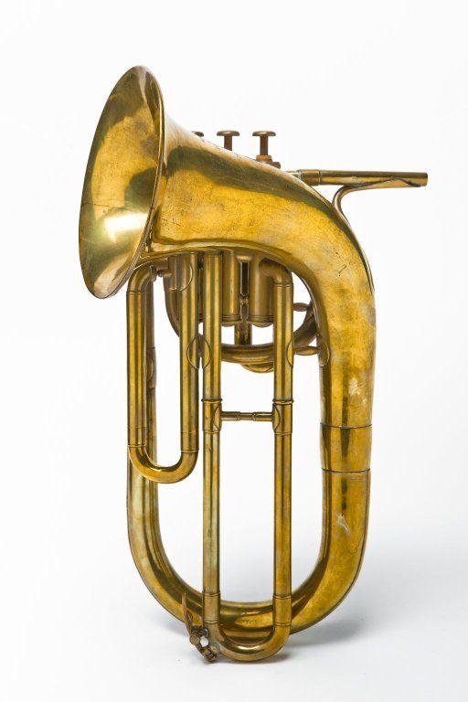 Alto cornophone in E♭ (Besson, 1895)