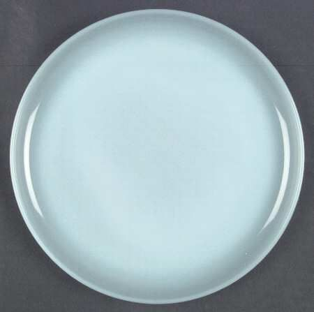 Anchor Hocking Turquoise Blue Dinner Plate