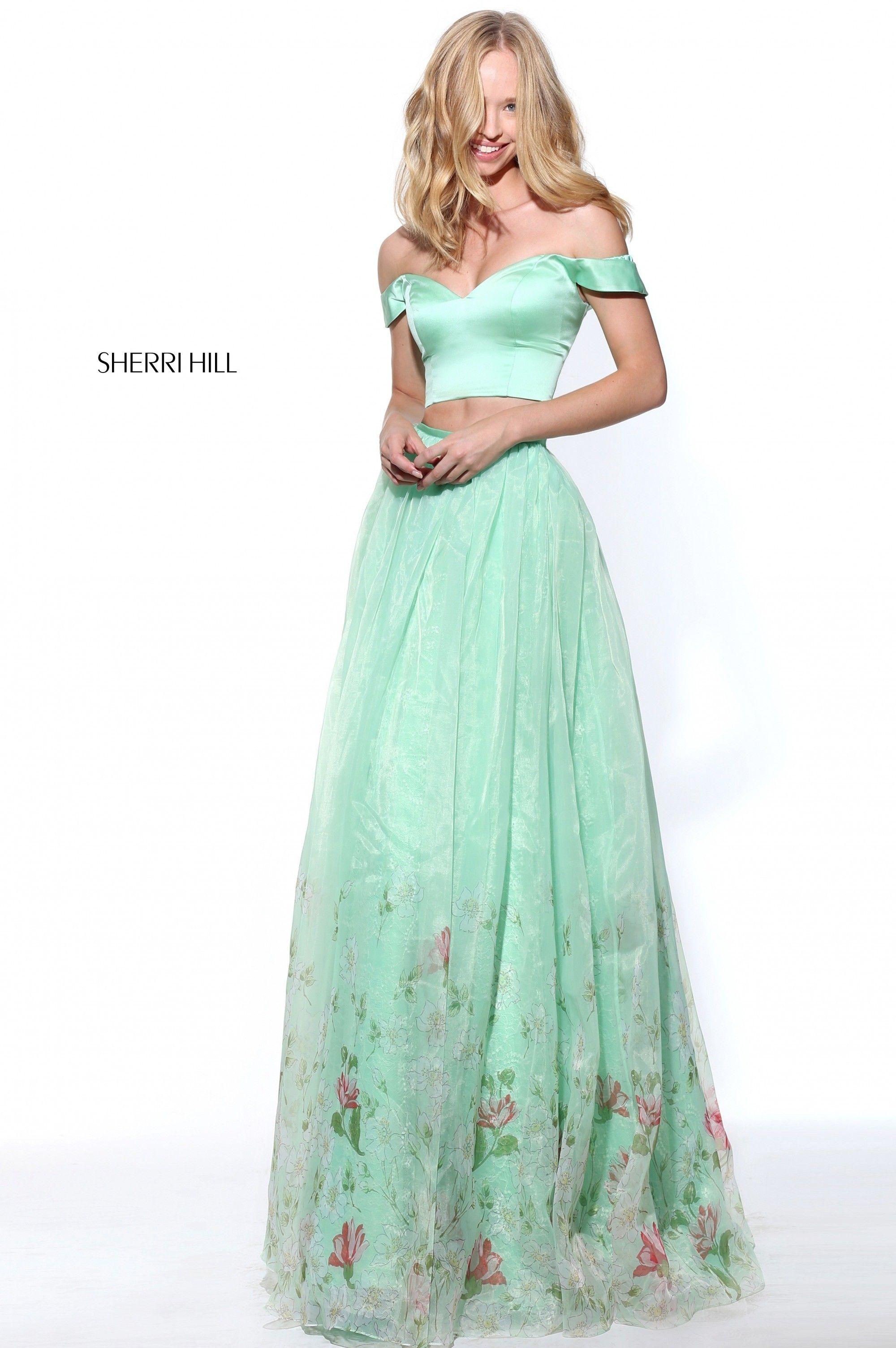 Sherri Hill 51053 Prom Dress | MadameBridal.com #sherri hill #prom dress #