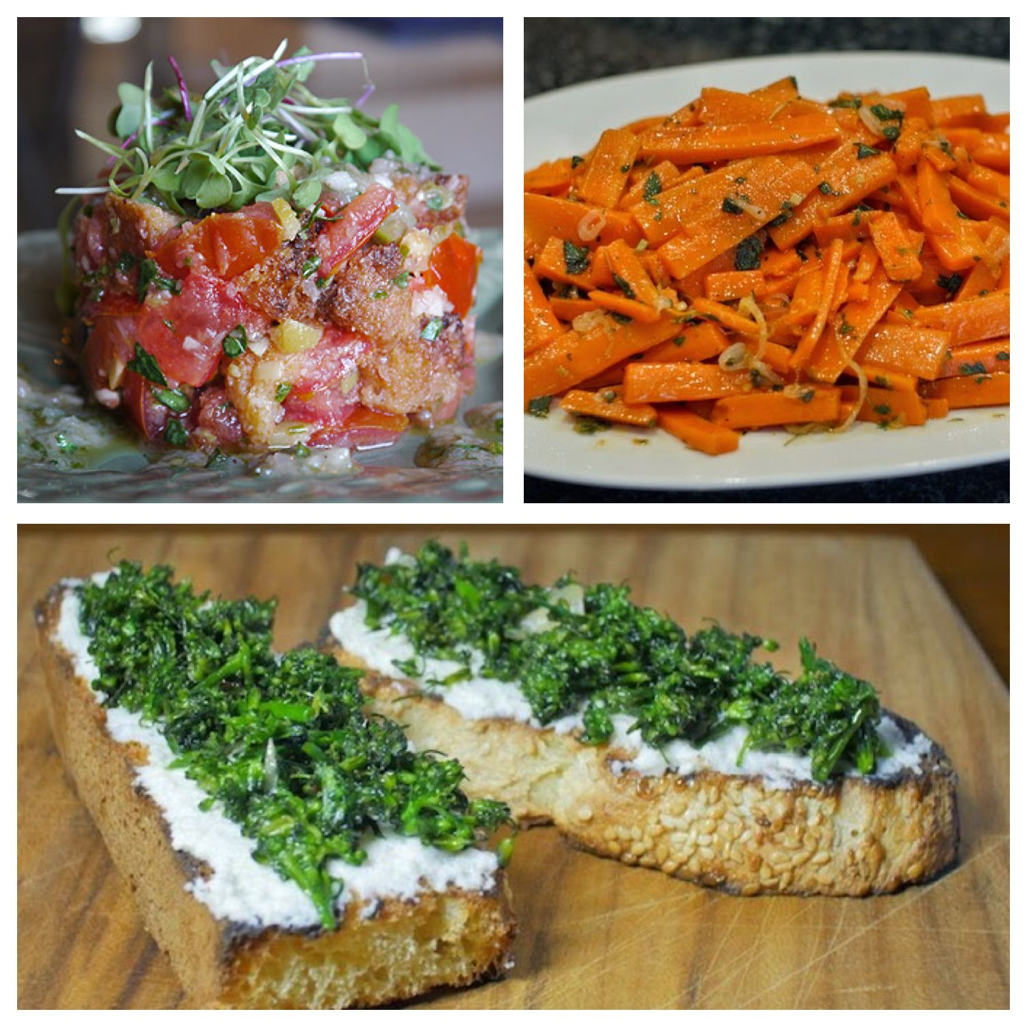 10 healthy inspiring recipes fresh from the farmers market food forumfinder Image collections