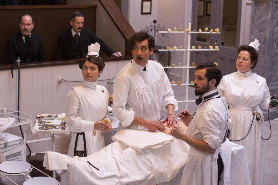 Pictures & Photos from The Knick (TV Series 2014 ) IMDb
