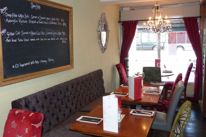 Walthamstow Village Kitchen Restaurant, 41 Orford Road, Walthamstow E17