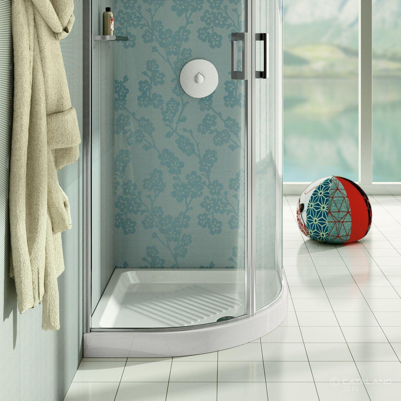 Piatti doccia Base 90x90 Shower tray, Shower, Ceramica