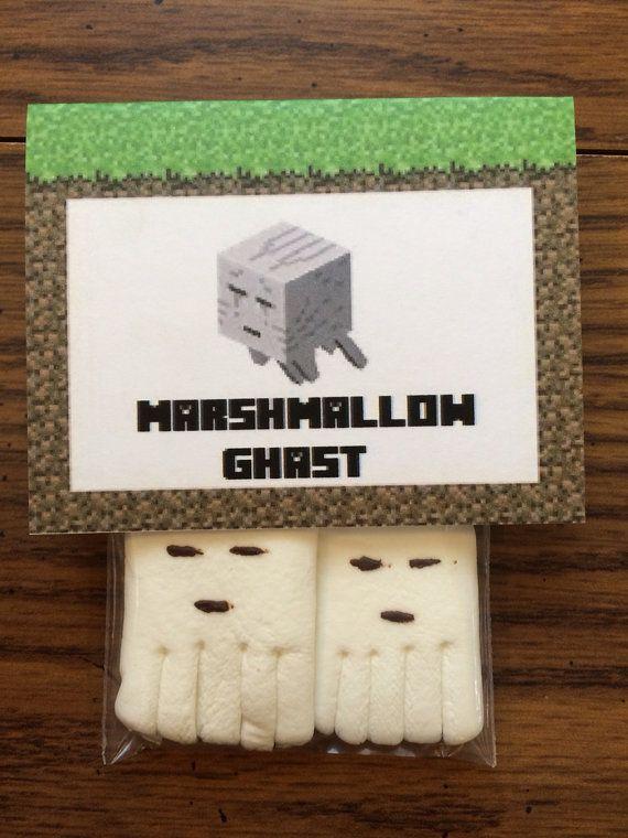 Marshmallow Ghast