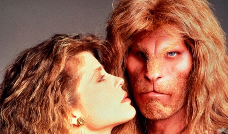 Vincent And Catherine Beauty And The Beast Cbs 1989 1991 Beauty And The Beast Vincent And Catherine Ron Perlman