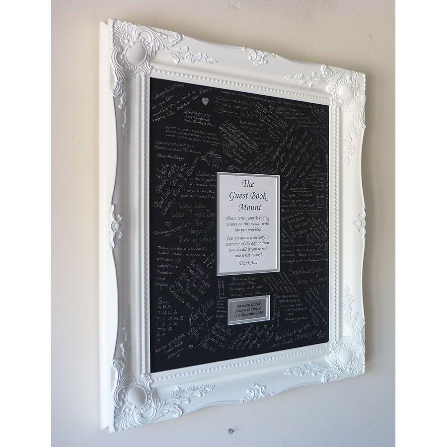 Erfreut White Baroque Picture Frames Galerie - Benutzerdefinierte ...