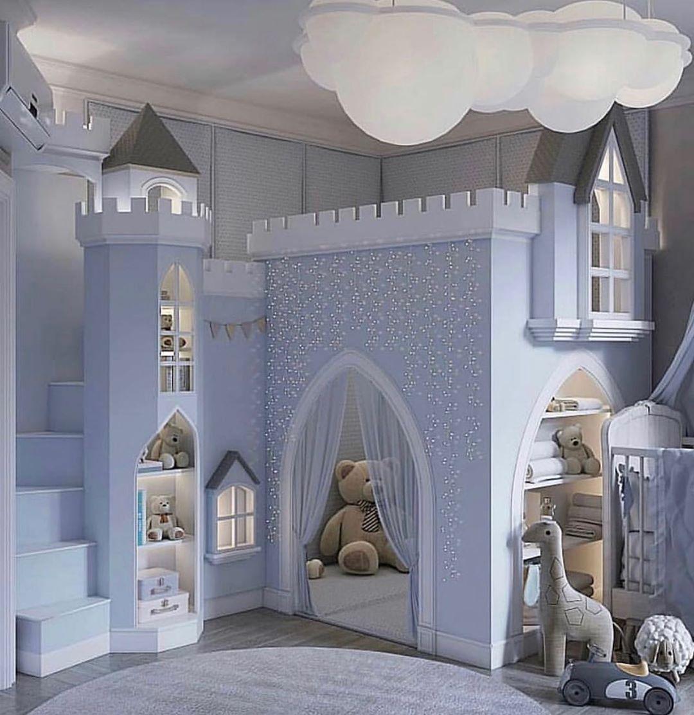 Rooms By Zoya B On Instagram Boys Like Castles Also