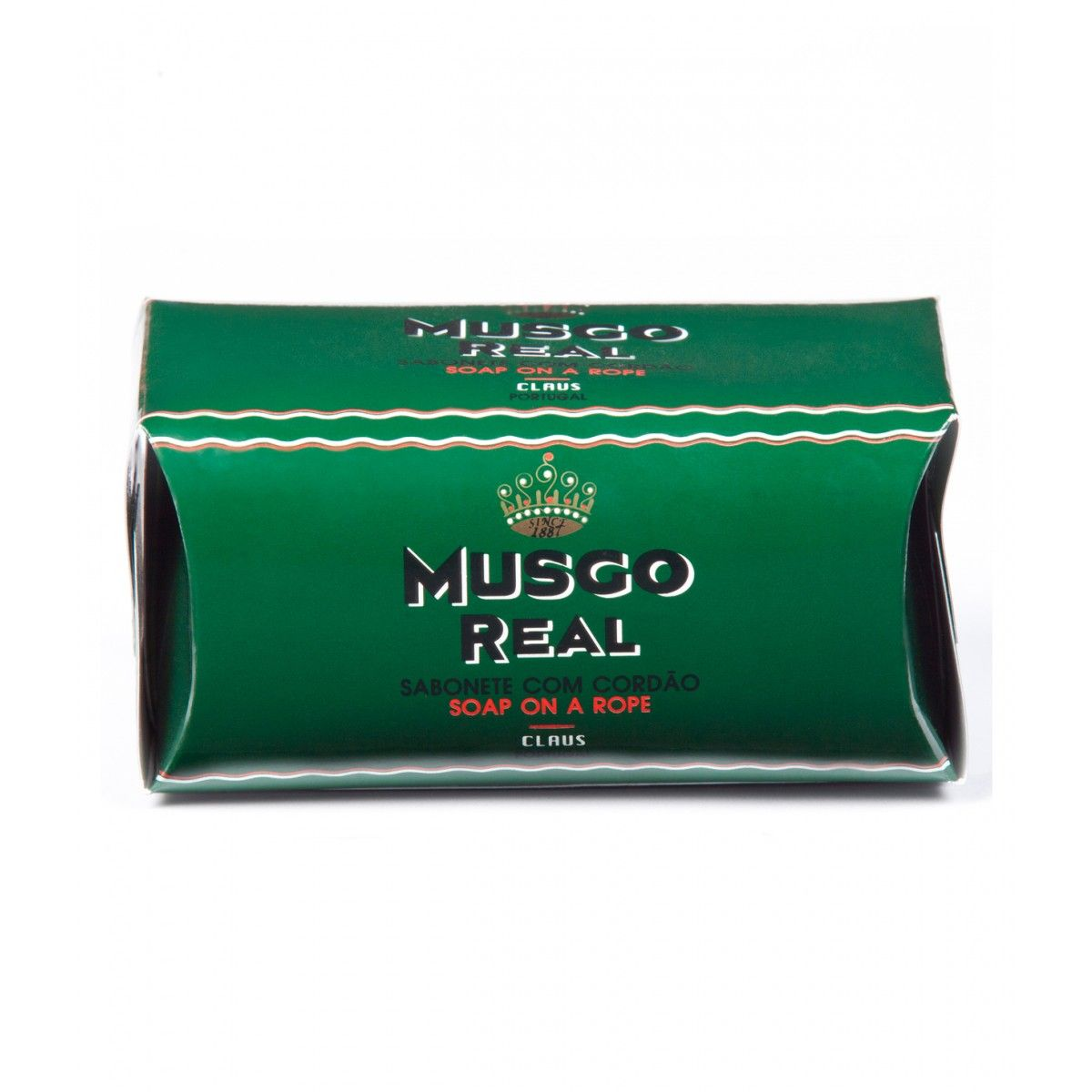 MUSGO REAL  SOAP ON A ROPE