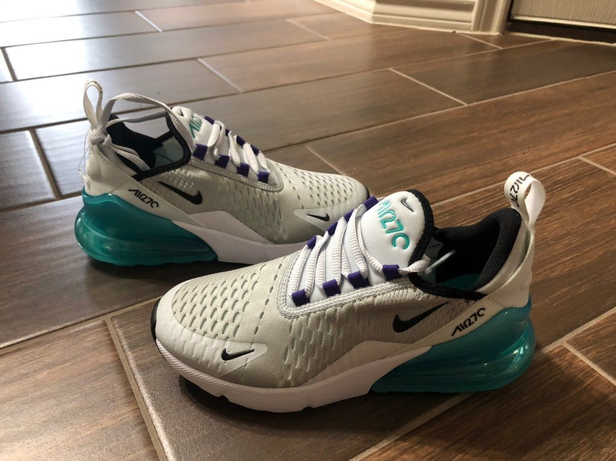 Brand new Nike air max 270 size 3.5Y