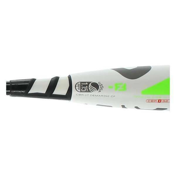DeMarini Zen USSSA Brand New Baseball Bat Drop 8 29 Inch 21 Ounces