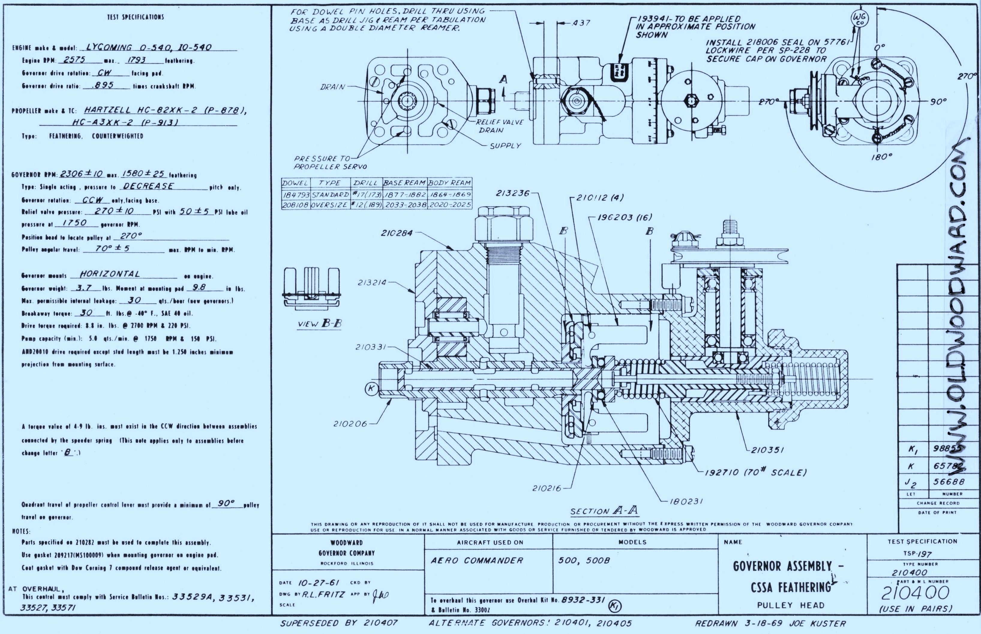 propeller schematics catalogue of schemas Allison Propeller Schematic