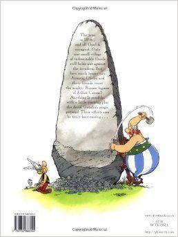 Asterix The Gaul Album 1 Rene Goscinny Albert Uderzo