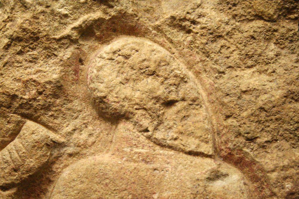 vénus de LAUSSEL - détail
