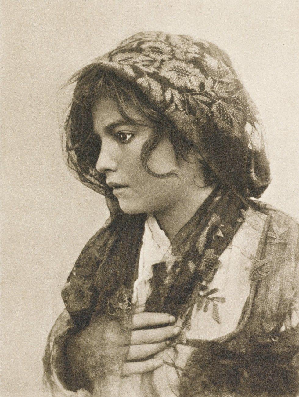 Angelina, Wilhelm von Gloeden, 1899