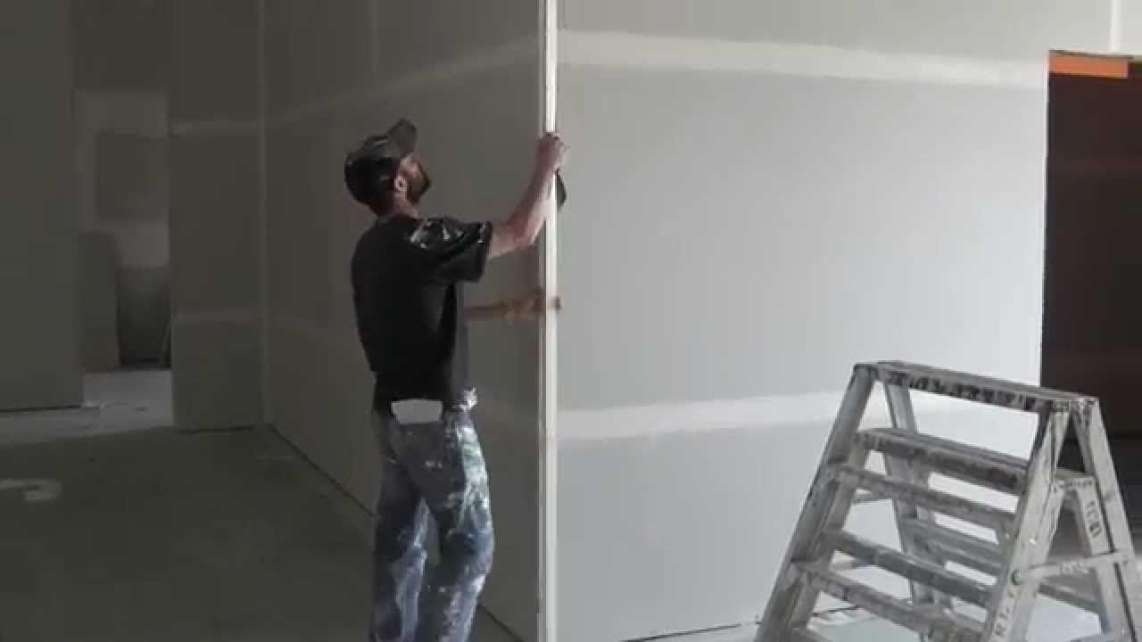 How The Pros Corner Bead Short Tip Video Kody Horvey On Youtube Drywall Corners Tape Window Drywall Tape