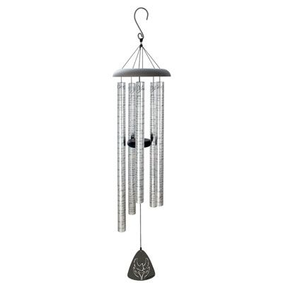 """44"""" God has you in His keeping... Sonnet Wind Chime"""
