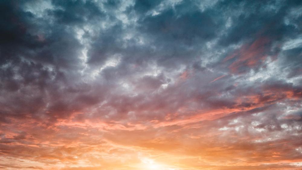 Sunset Sky Hd Photo By Christian Wiediger Christianw On Unsplash Sunset Sky Photo Sky Hd