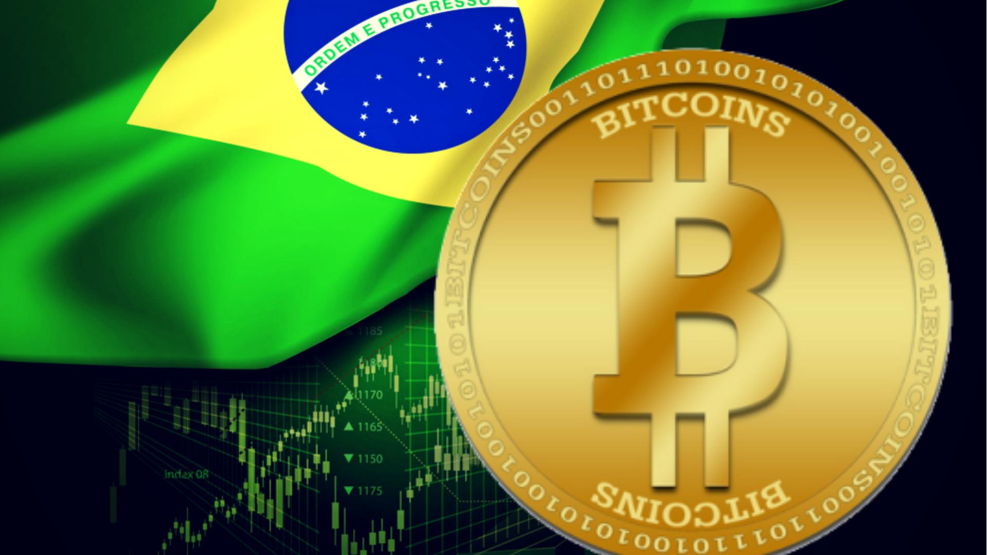 exchange bitcoin brasil