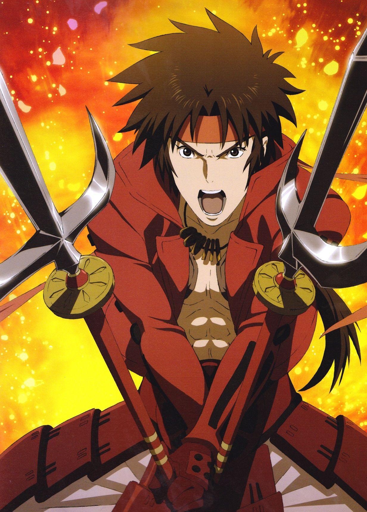 Sanada Yukimura Animasi