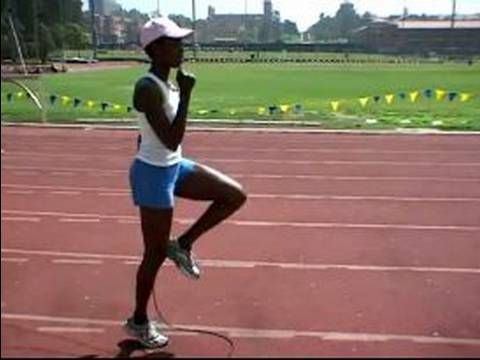 Track and Field Techniques: Developing Warm-Ups and Cool-Downs