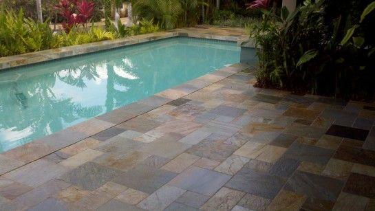 Perma Tile Grout Pool Pool Tile Cement Water Line Pool Tiles Pool Tile Rectangular Swimming Pools Pool Landscaping Backyard Pool Landscaping