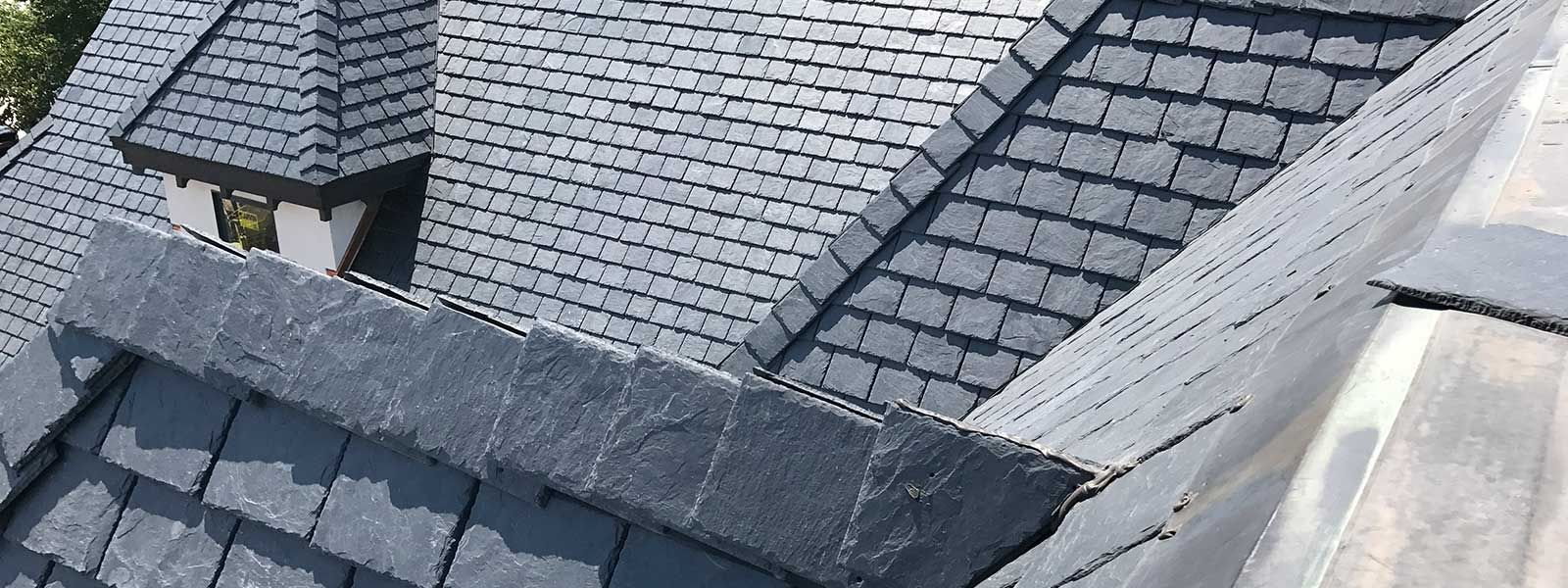 Slatetec Roofing Systems Roof Installation Slate Roof Tiles