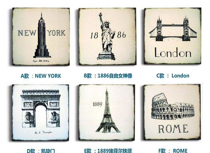 Paris rome london new york home decorations home for Home decorations london
