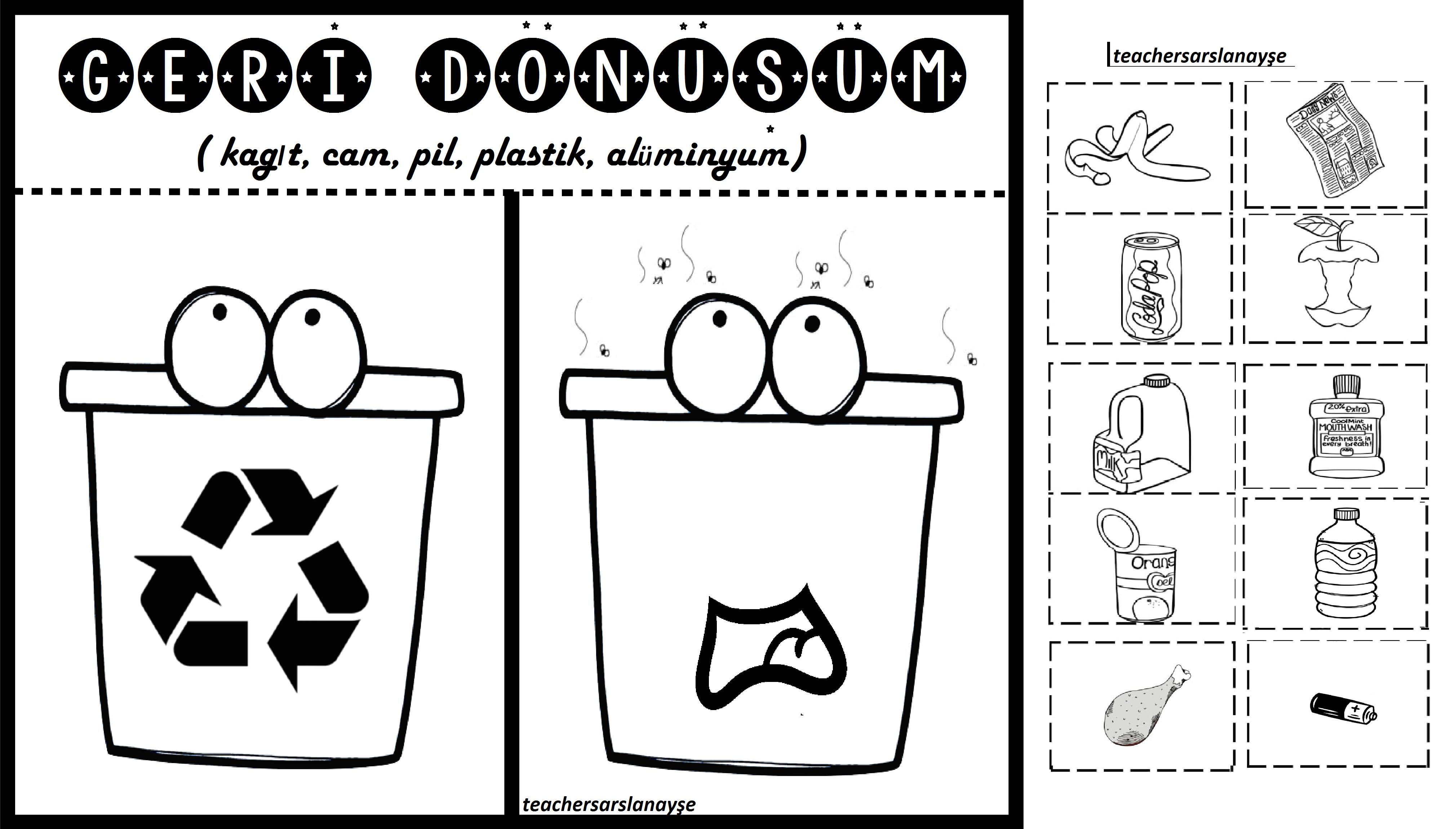 97 En Iyi Geri Dönüşüm Görüntüsü 2019 Environment Recycling Ve