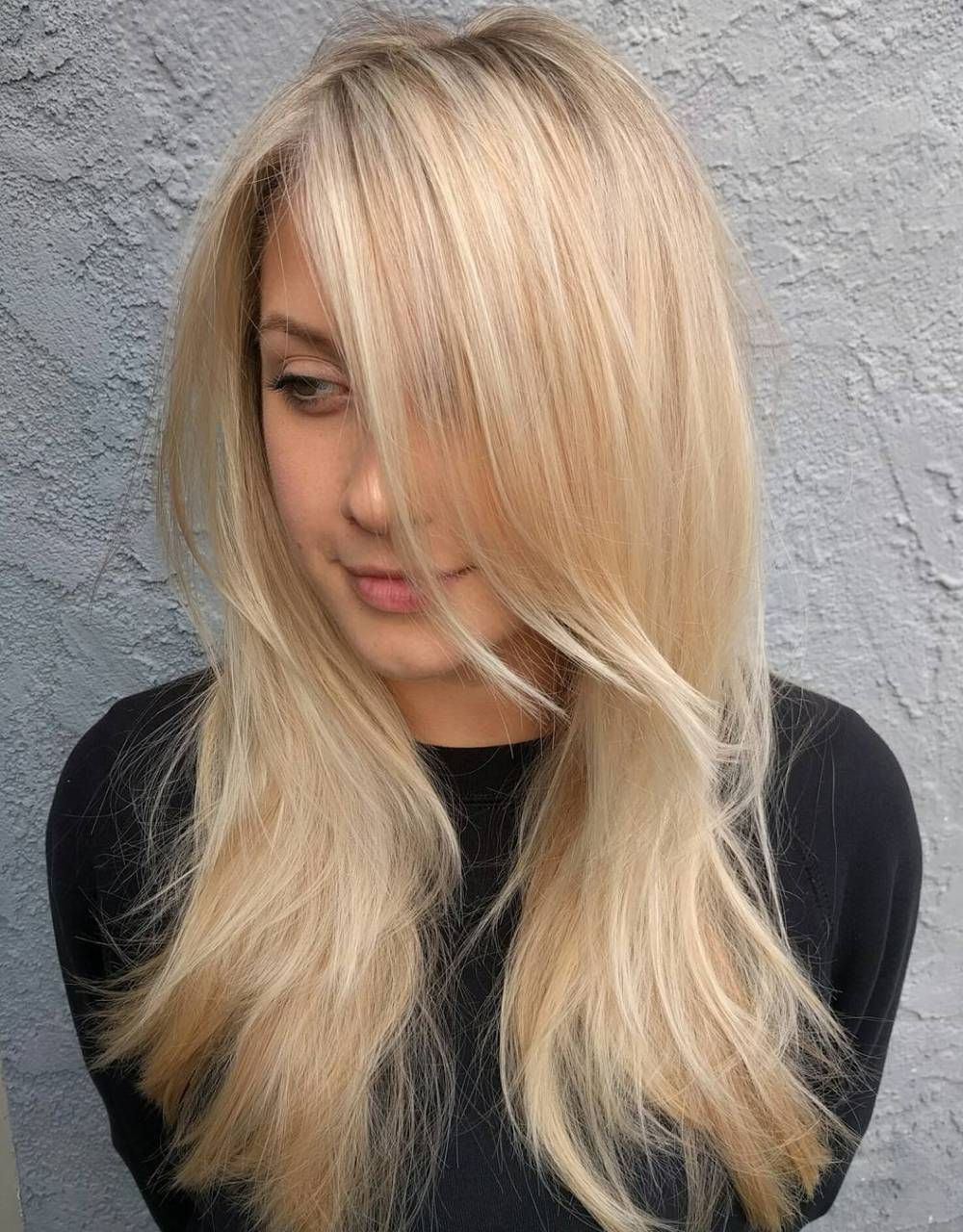 pin on hair cuts for thin hair styles and color
