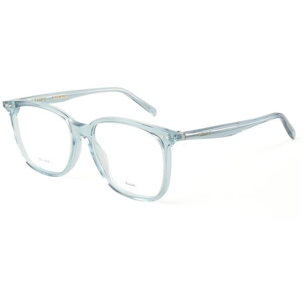 e480aef60b Celine CL 41420 Thin Eddie S86 Eyeglasses (2.384.520 IDR) ❤ liked on  Polyvore featuring accessories