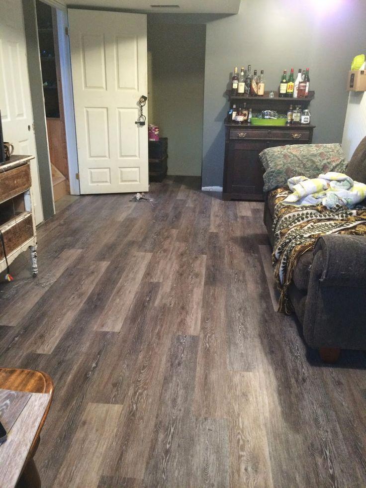 Building a frog vinyl plank flooring review diy install