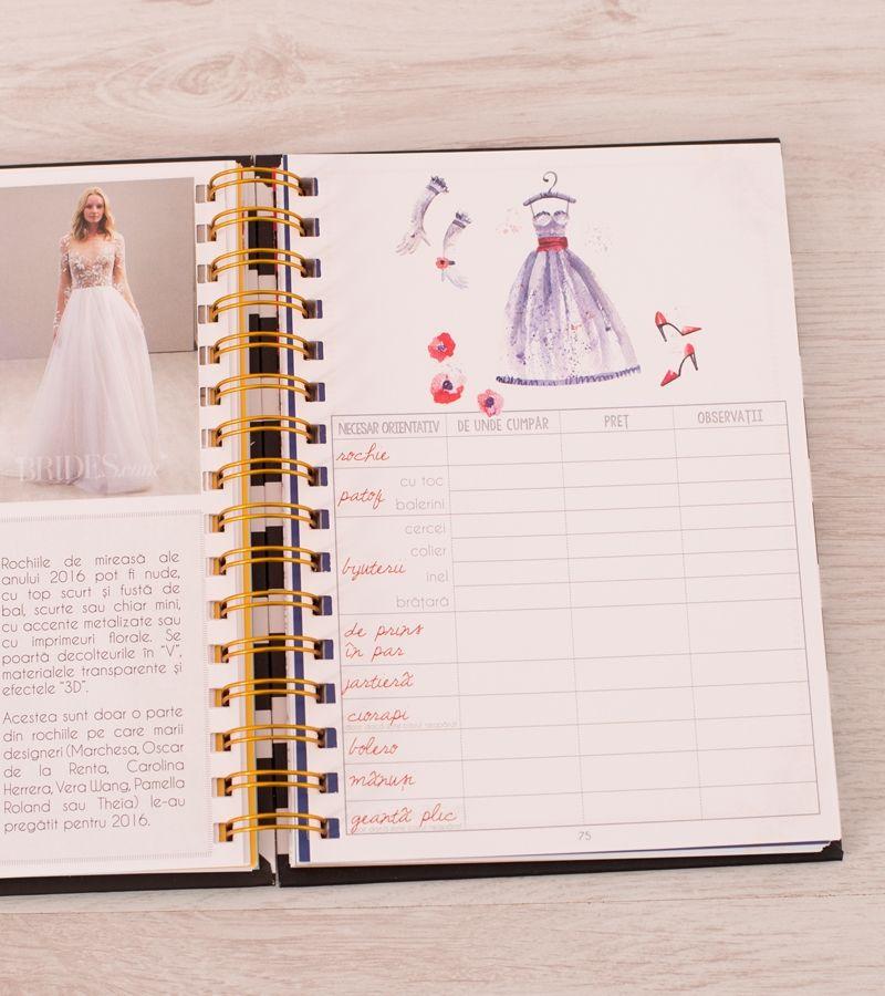 Wedding Planner  Agenda De Nunta Lady Cozac   Wedding