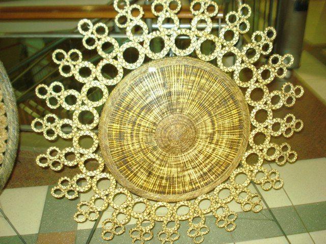 Armario Rustico Colonial ~ artesanato com jornal Buscar con Google PAPEL Pinterest Recycled paper crafts, Mandala
