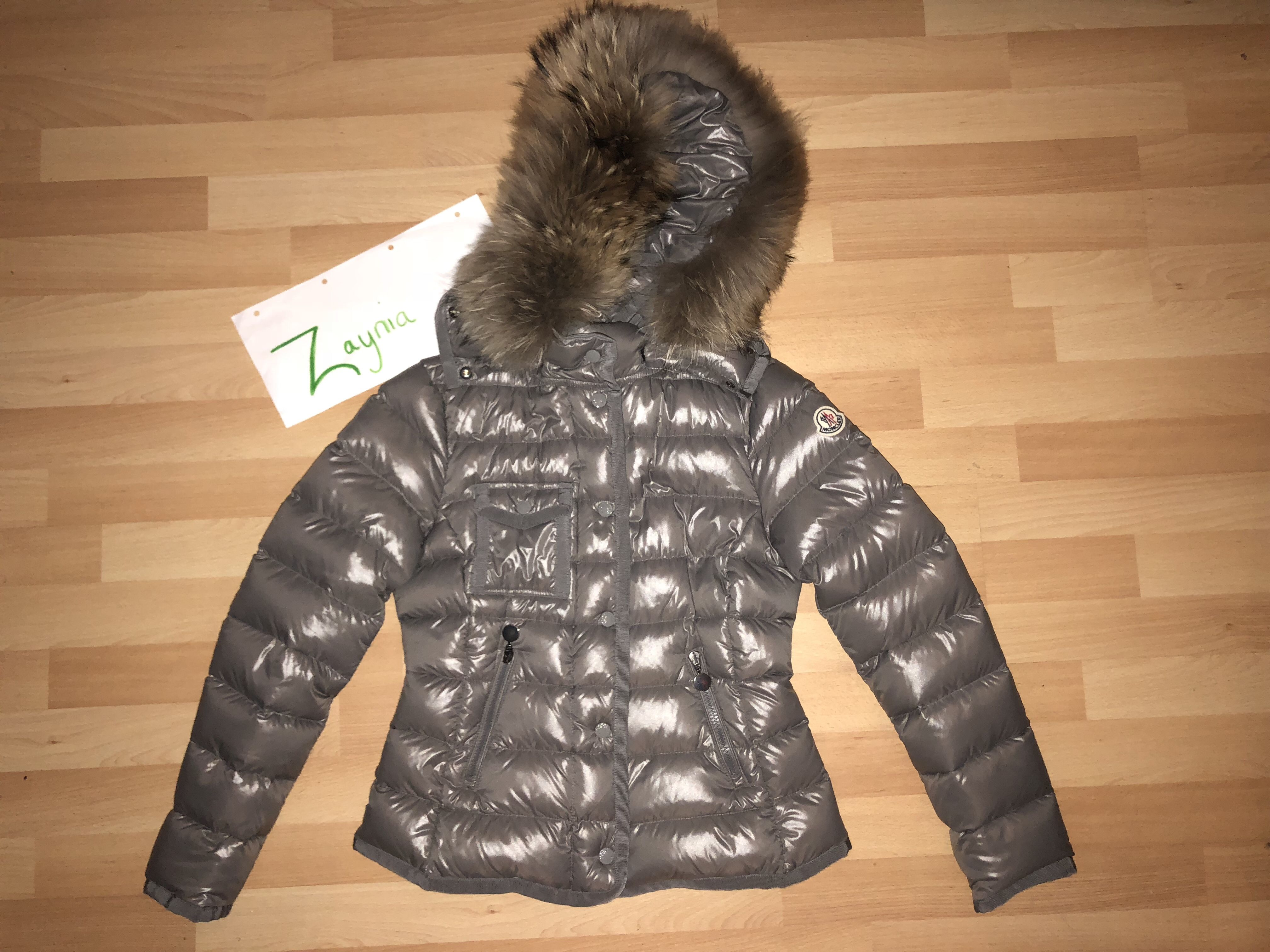 d2728a080 NOW SOLD! ✅Beautiful Moncler Armoise womens jacket 100% authentic ...