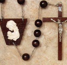 How To Make A Wall Rosary Rosary How To Make Ehow Com