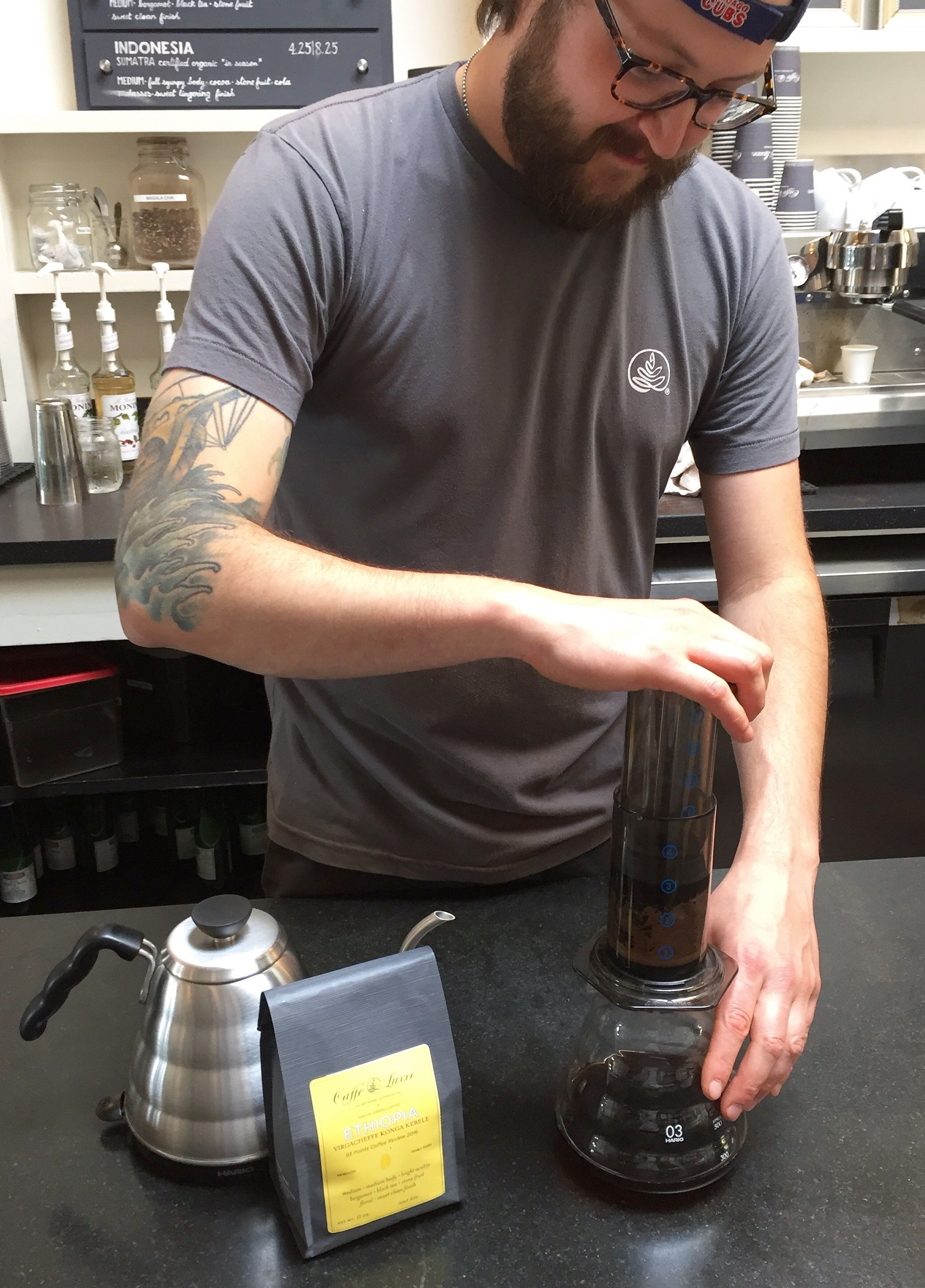 The Art of Aeropress Make 10 Kinds of Coffee Like Pro