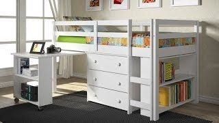 Best Bunk Bed With Desk Underneath For Sale Woodworking 640 x 480