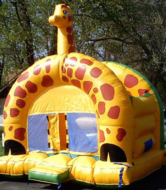 Hire a jumping castle for my birthday