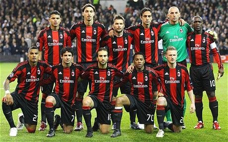 Pin By Adolf Vella On The Football That I Support Ac Milan