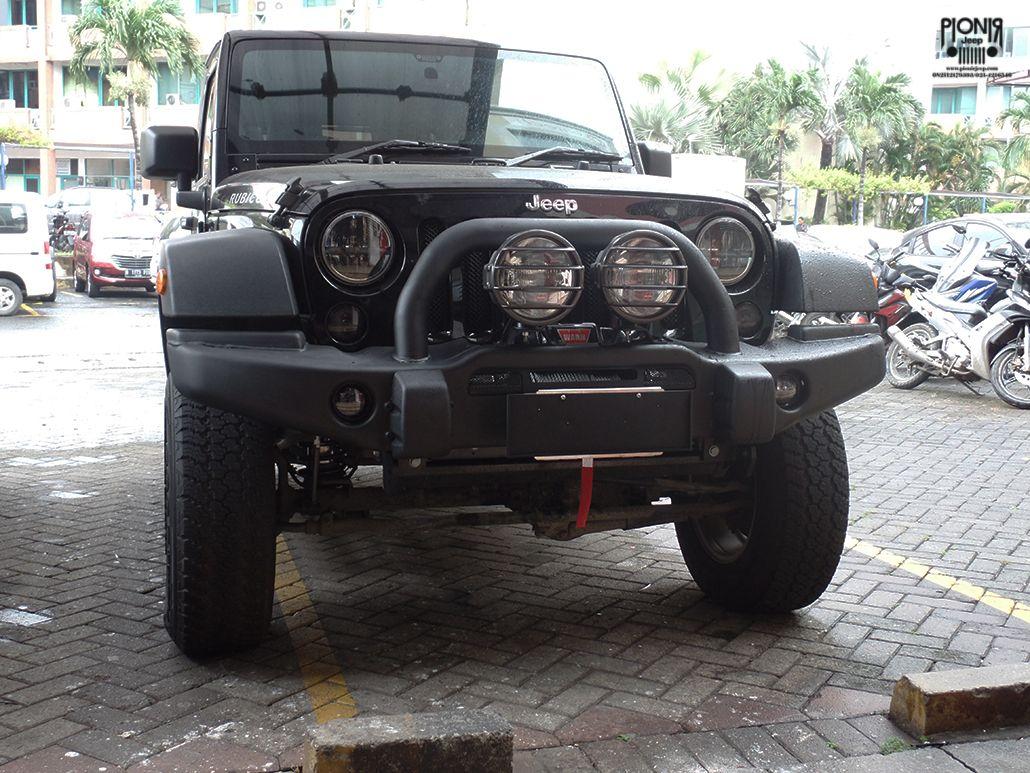 Jual Bemper Set Aev Premium Jeep Jk Wrangler Original