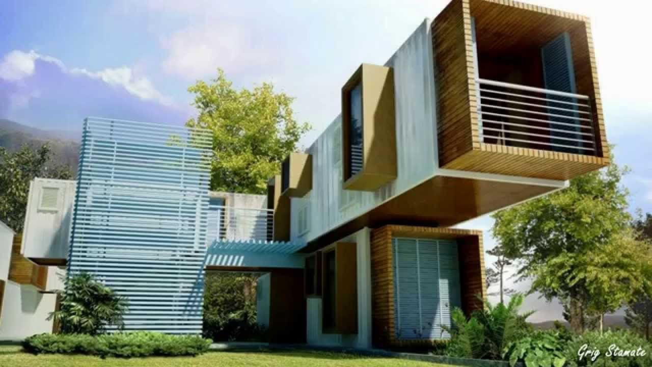 Shipping Container Building Designs | Container Living | Pinterest ...