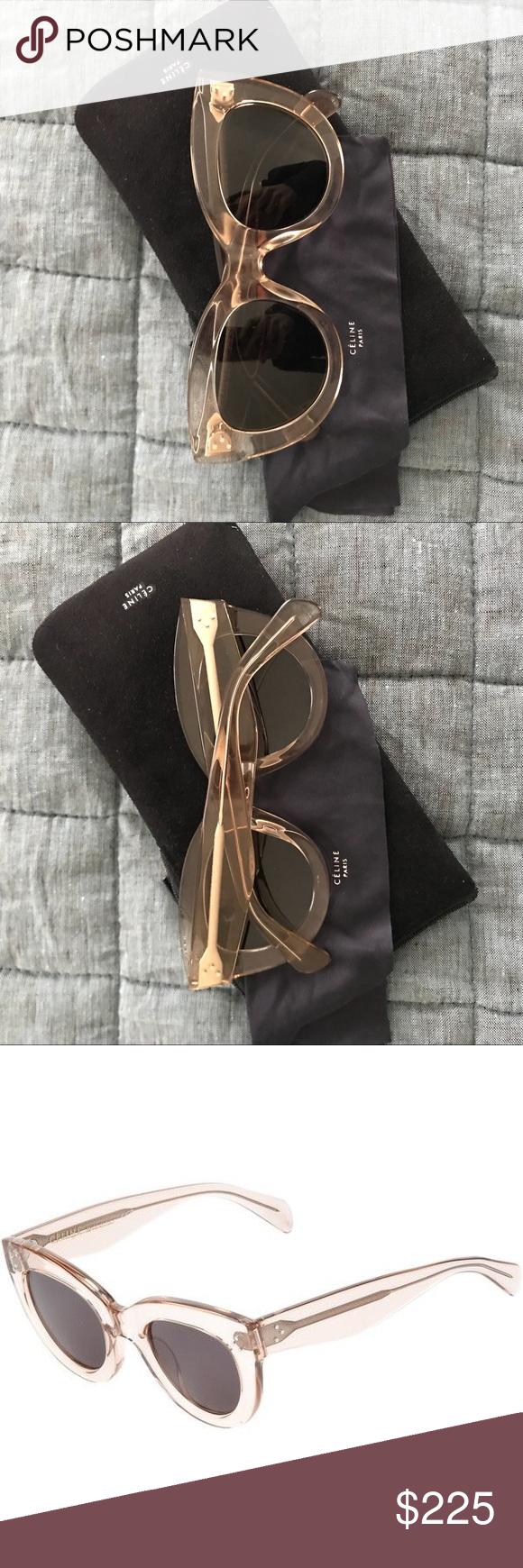 dfa10368a14 Spotted while shopping on Poshmark  Celine Cat-Eye Sunglasses!  poshmark   fashion  shopping  style  Celine  Accessories